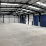 Lancashire Steel Buildings Industrial Unit Internal Clitheroe