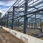 Lancashire Steel Buildings Structural Steelwork Clitheroe