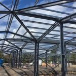 Lancashire Steel Buildings Structural Steelwork